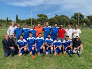 La squadra italiana degli 11 del vino.